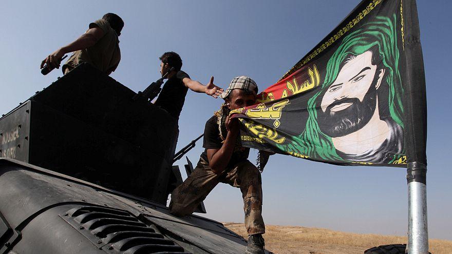 Iraklı Şii milis gücü Haşdi Şabi'nin gözü Suriye'de