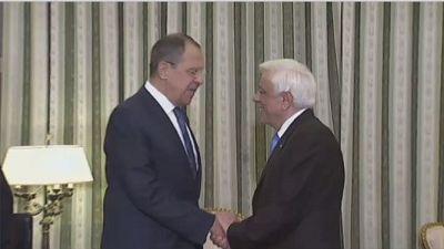 Syrie: Lavrov favorable à une solution diplomatique