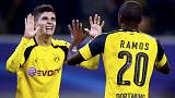 Dortmund latest to qualify for Champion's League knockout stages