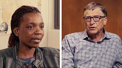 Bill Gates shares story of South African patient in fight against Tuberculosis