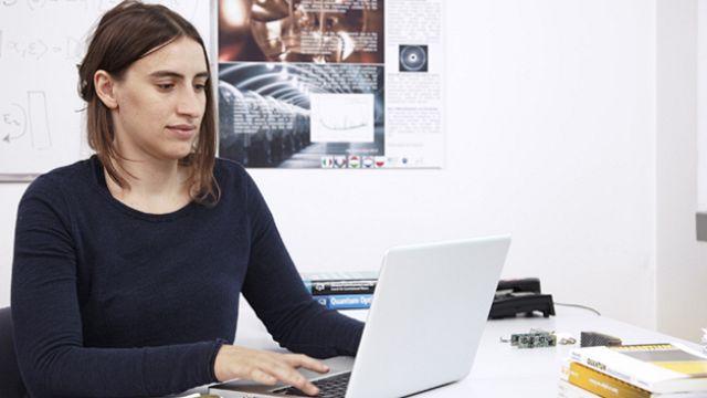 Eleonora Capocasa et les ondes gravitationnelles