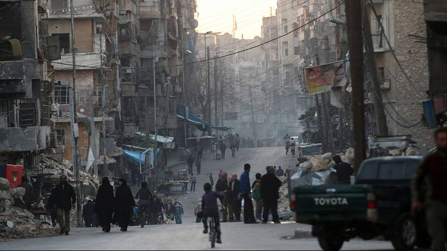 Russia tells rebels to leave Aleppo by Friday