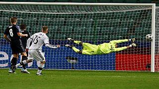 UEFA Champions League, huitièmes de finale : résultats et classement
