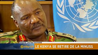 Kenya withdraws troops from South Sudan [The Morning Call]