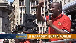 Afrique du sud : Le rapport Gupta publié [The Morning Call]