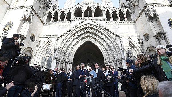 Brexit: Governo britânico vai recorrer da decisão do Supremo