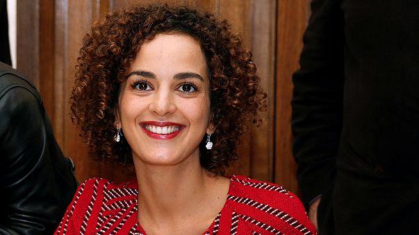 Fransa'nın en saygın edebiyat ödülü Leila Slimani'nin