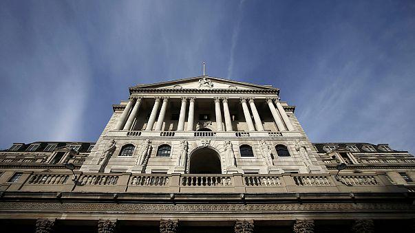 Banco de Inglaterra mantém taxa de juro