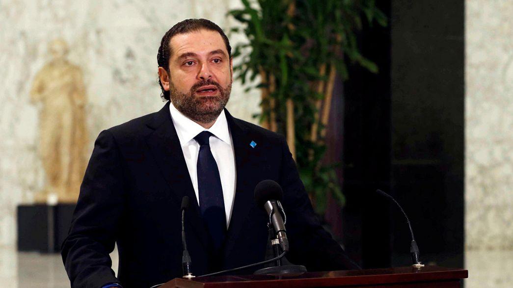 Премьером Ливана стал Саад Харири