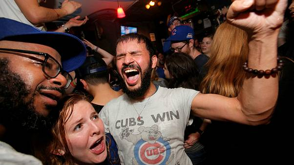 Chicago Cubs end 'curse' with first baseball title in 108 years