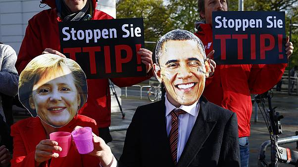 ¿Cómo afectarán los acuerdos transatlánticos a los trabajadores europeos?