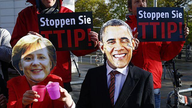 Acordo comercial alimenta interesse europeu nas eleições nos EUA