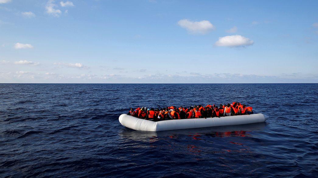 Entre 110 et 239 migrants se sont noyés mercredi en Méditerranée