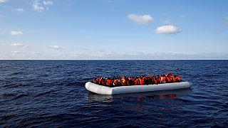مائتان وتسعة وثلاثون شخصا على الأقل قتلوا أو فقدوا قبالة السواحل الليبية