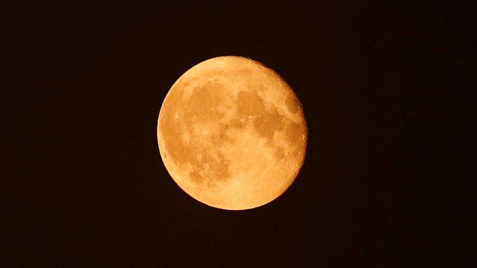 Superluna del 14 de noviembre: la luna más cercana a la tierra desde 1948