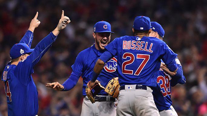 Los Chicago Cubs, por fin, ganan las Series Mundiales