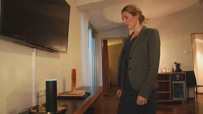 Hotel sueco tem um robô que fala com os clientes
