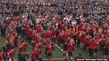 Les Néo-Zélandais récupèrent le record du plus grand haka