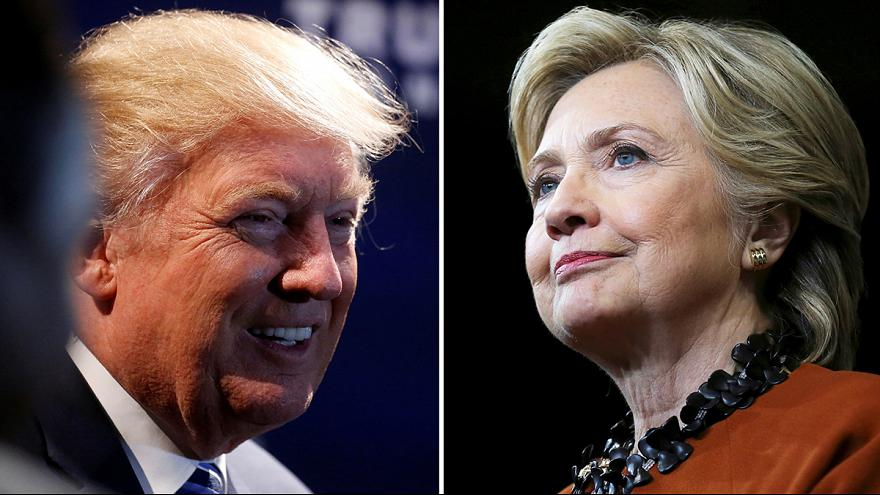 US election: race for the White House tightens