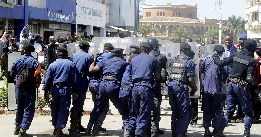 DRC Police Maintain Kinshasa Protest Ban Despite UN