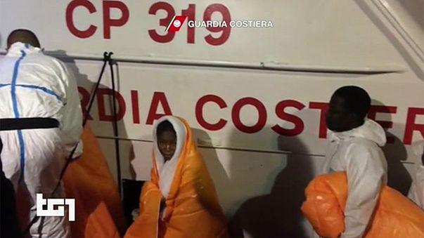 """Akdeniz'de """"sıradan"""" bir gün:760 göçmen kurtarıldı 200 kişi kayıp"""