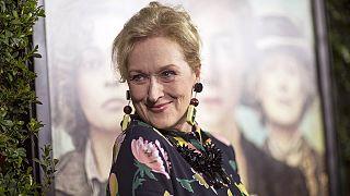 Meryl Streep 9. kez Golden Globe'un sahibi olacak