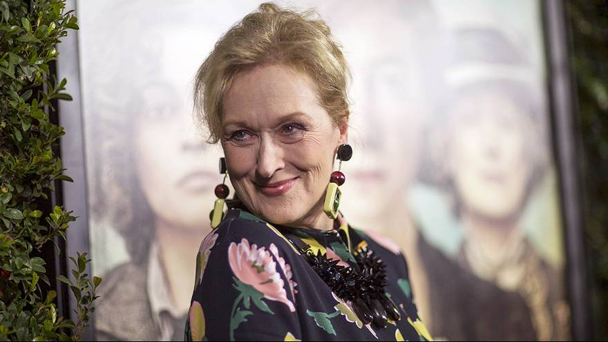 Meryl Streep to receive Golden Globes lifetime award