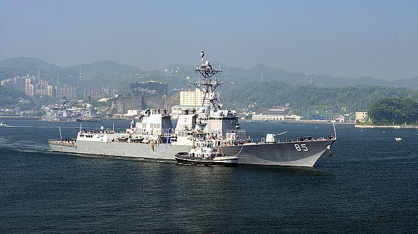 IMAGE: USS McCampbell
