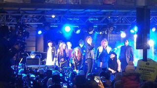 Meatloaf musical in London