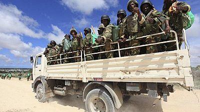 Burundi troops in Somalia unpaid for 10 months: withdrawal looms