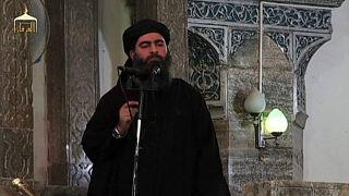 """Mossul: Exército dos EUA diz que apelo de al-Baghdadi demonstra """"perda de controlo"""""""