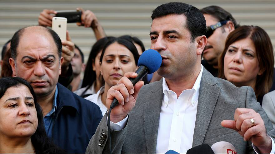 Pro-Kurdish HDP leaders arrested in Turkish counter-terrorism investigation