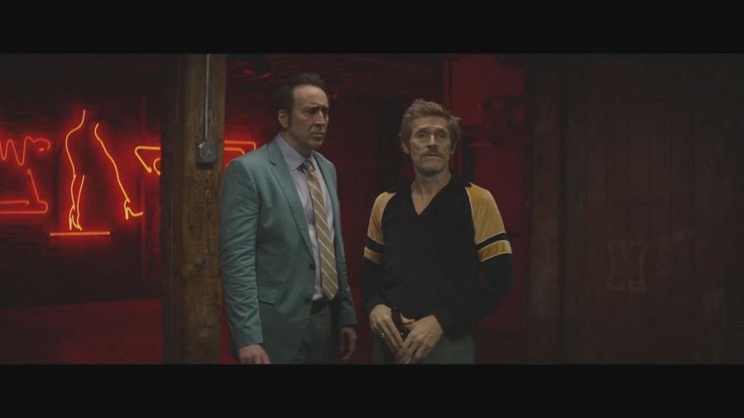 Dark crime comedy 'Dog Eat Dog' stars Defoe and Cage