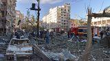 تركيا: مقتل 8 أشخاص وإصابة 100 آخرين في إنفجار عربة مفخخة في ديار بكر