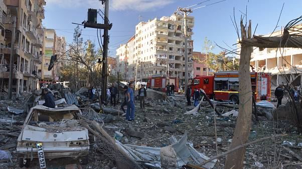 Turkey: ISIL claims responsibility for deadly car bomb attack in Diyarbakir