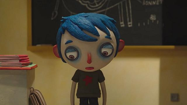 'My Life as a Courgette' uplifting animation by Claude Barras