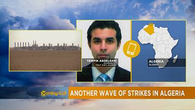 Wave of strikes as Algeria economy struggles [The Morning Call]