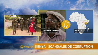Kenyatta-corruption : #Agissez ou démissionnez [The Morning Call]