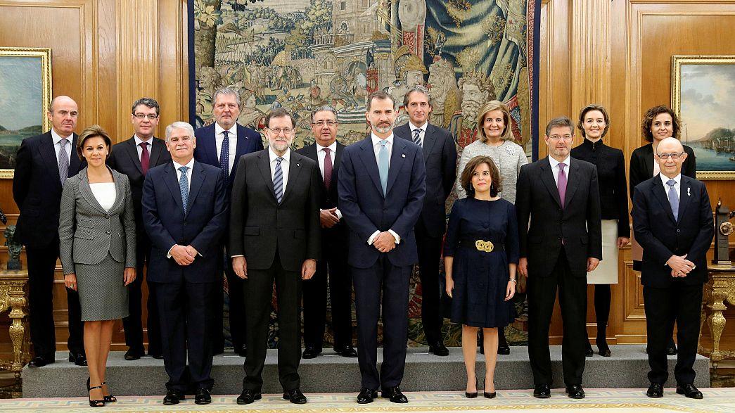 В Испании приведено к присяге новое правительство