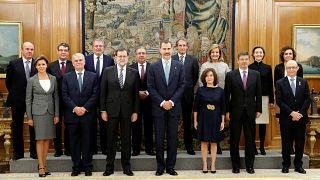 اسبانيا: الحكومة الجديدة تؤدي اليمين الدستورية