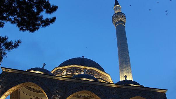 Sultan Süleyman'ın yaptırdığı Haydar Kadı Camisi'nden 104 yıl sonra ezan sesi yükselecek