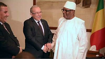 Mali and Algeria meet to Strengthen diplomatic cooperation