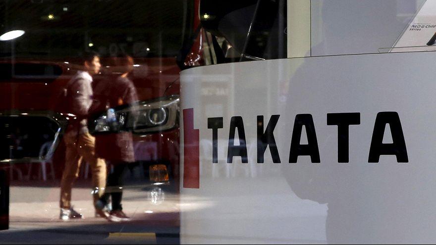 Csődről gondolkodik a hibás légzsákokat gyártó Takata