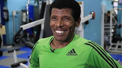 Ethiopian great, Gebrselassie, aims to lead athletics federation