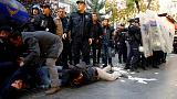 Trotz internationaler Kritik: türkischer Ministerpräsident rechtfertigt Verhaftungen