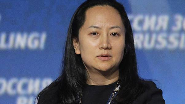 Image: Meng Wanzhou arrested in Canada
