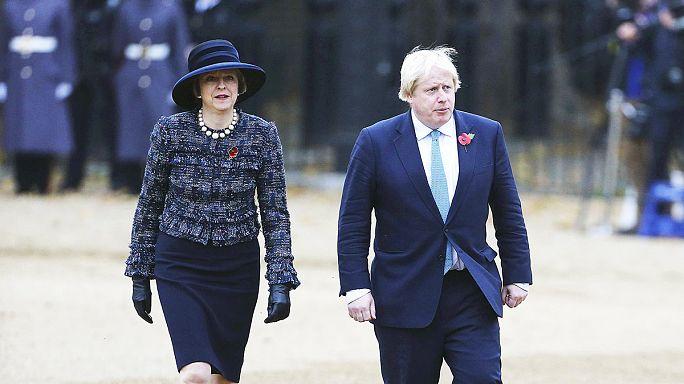Londres compte maintenir son calendrier pour le Brexit
