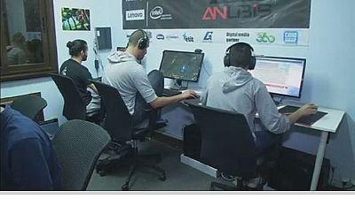 Egypte : l'élite du jeu vidéo en ligne