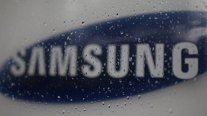 EEUU pide la retirada de 2.800.000 lavadoras Samsung por el peligro de sus tapas superiores