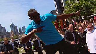 Usain Bolt choisit l'Australie pour sa rentrée sportive 2017